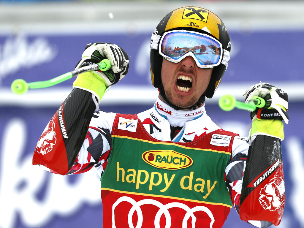 Marcel Hirscher bleibt der Dominator im alpinen Rennzirkus