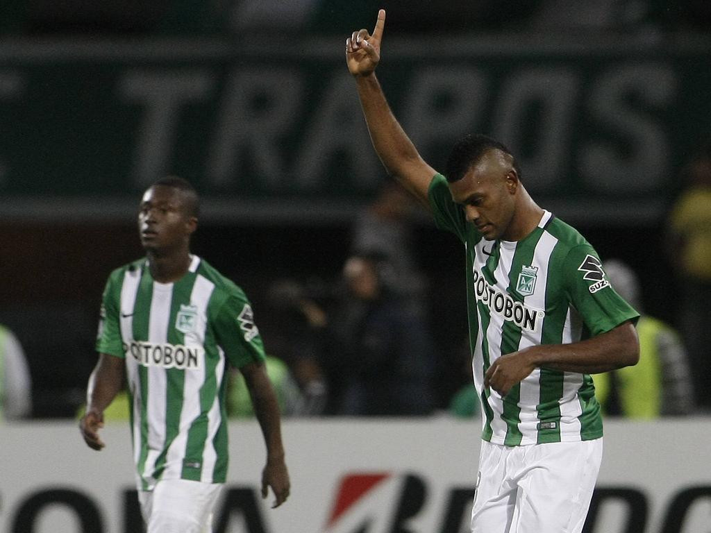 Série A Noticias Miguel Borja fichaje estrella del Palmeiras
