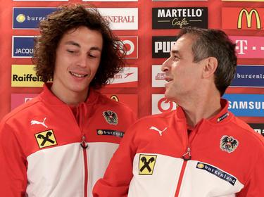 Marcel Koller und Julian Baumgartlinger waren bei den FIFA Best Football Awards stimmberechtigt.