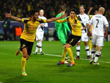 Borussia Dortmund erzielte acht Tore gegen Legia Warschau