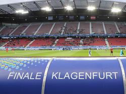 Am 1. Juni 2017 findet in Klagenfurt das Finale des ÖFB-Cups zwischen Rapid und RB Salzburg statt