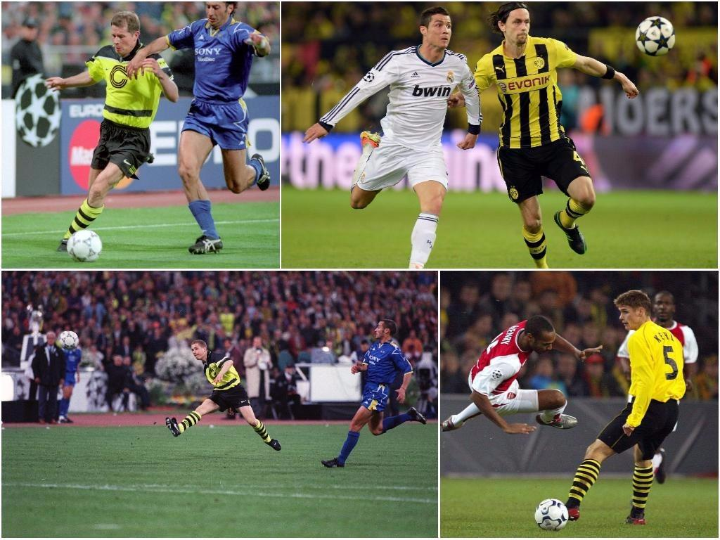 rekordspieler champions league