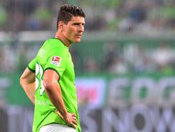 Mario Gomez darf den VfL Wolfsburg im Sommer verlassen