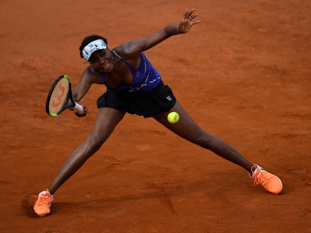 Platz 5 (-): Venus Williams - 4756 Punkte