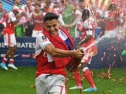 Alexis Sánchez soll ein fürstliches Angebot des FC Arsenal vorliegen