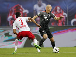 Topspiel im Pokal: Leipzig gegen Bayern