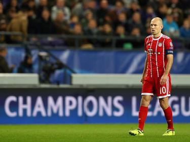 Arjen Robben spricht über seine Zukunft beim FC Bayern