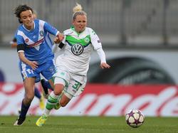 Wolfsburg muss in den kommenden Wochen auf Julia Šimić verzichten
