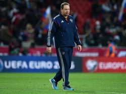 Leonid Slutskiy geht und legt sein Amt als russicher Trainer nieder