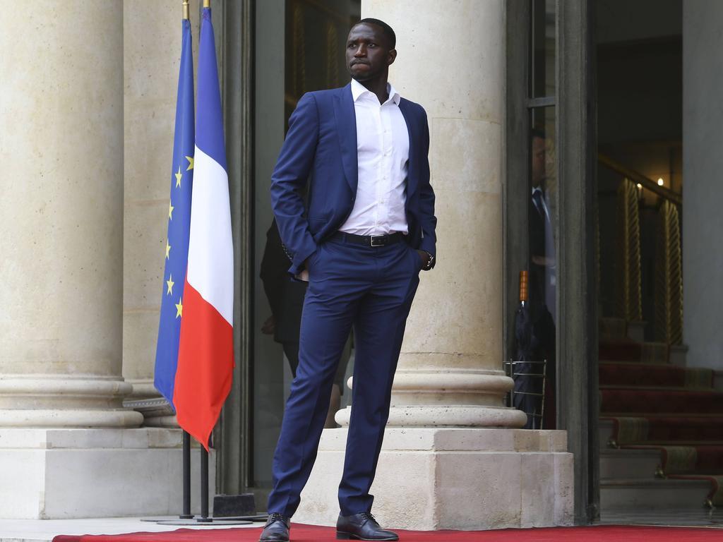 Hat die Qual der Wahl: Moussa Sissoko
