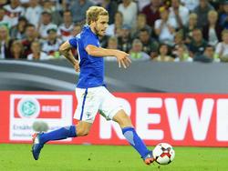 Bald wieder in der Bundesliga am Ball? Teemu Pukki steht im Bremer Fokus