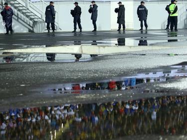 Anhänger von Kroatien und Kosovo sangen anti-serbische Texte