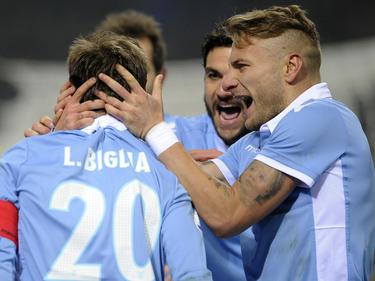 Biglia erzielte den Siegtreffer für Lazio