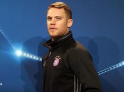 FCB-Keeper Manuel Neuer freut sich auf internationaler Bühne zu spielen