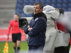 Jens Härtel hat seinen Vertrag in Magdeburg vorzeitig verlängert