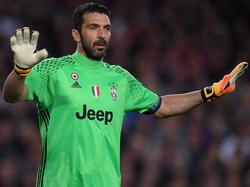 Gianluigi Buffon will im Spätherbst seiner Karriere endlich Champions-League-Sieger werden