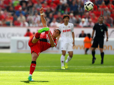 Javier Hernández könnte Bayer 04 Leverkusen zur nächsten Saison verlassen