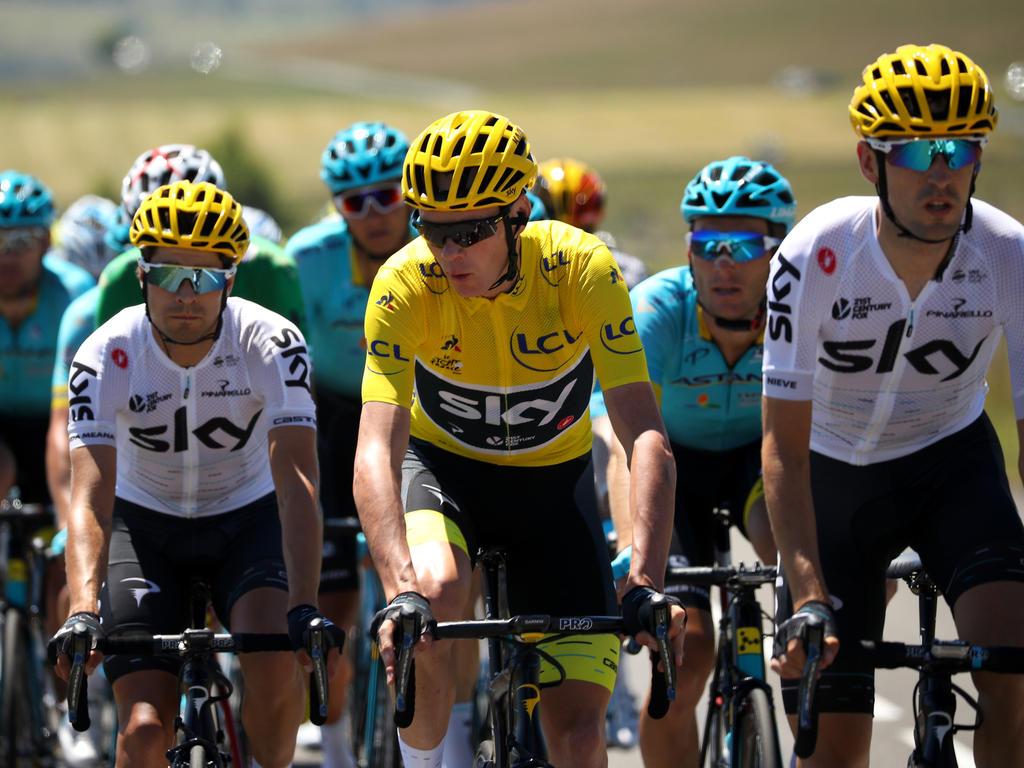 Chris Froome träumt vom vierten Gesamtsieg bei der Tour