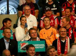 Die Sportfreunde Dorfmerkingen bekommen es mit RB Leipzig zu tun
