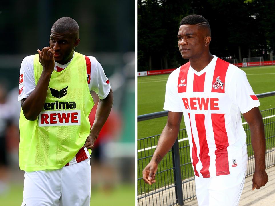 1. FC Köln: Top-Abgang: Anthony Modeste; Top-Zugang: Jhon Córdoba