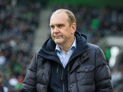 Jörg Schmadtke mahnt beim 1. FC Köln zur Ruhe