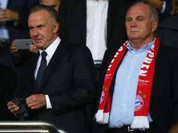 Die Bayern-Bosse sind alles andere als erfreut über die sportliche Entwicklung