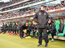 Thomas Schaaf kämpft mit Hannover 96 gegen den Abstieg