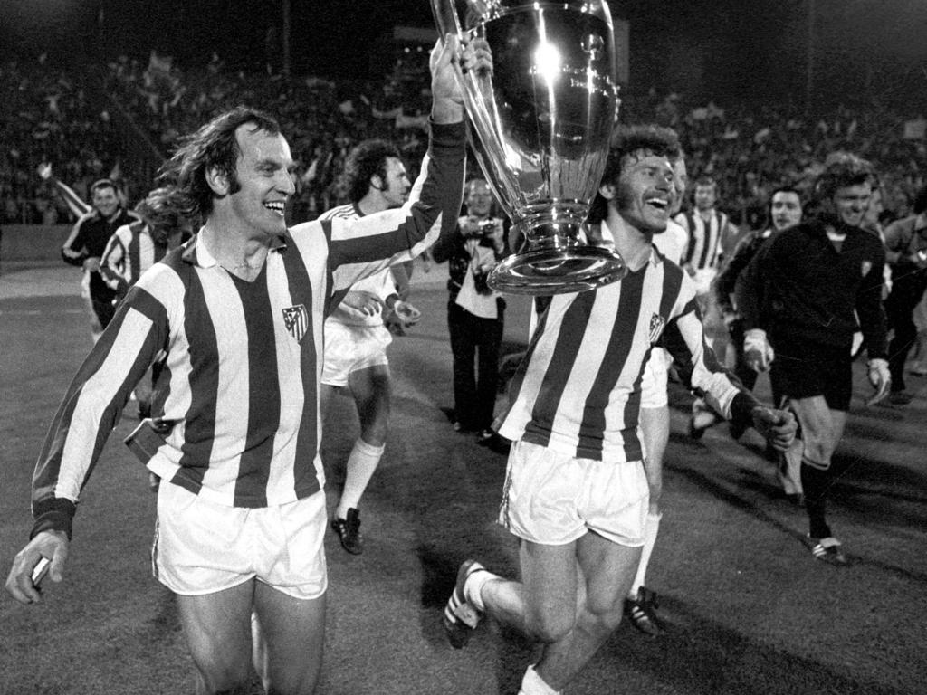 Bayern Atletico 1974