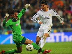 Real Madrid - Borussia Dortmund 2013/2014