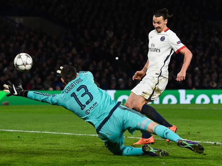 Stürmt Zlatan Ibrahimović bald im Trikot des AC Milan?