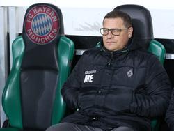 Gladbach-Manager Max Eberl befindet sich weiter in Wartestellung