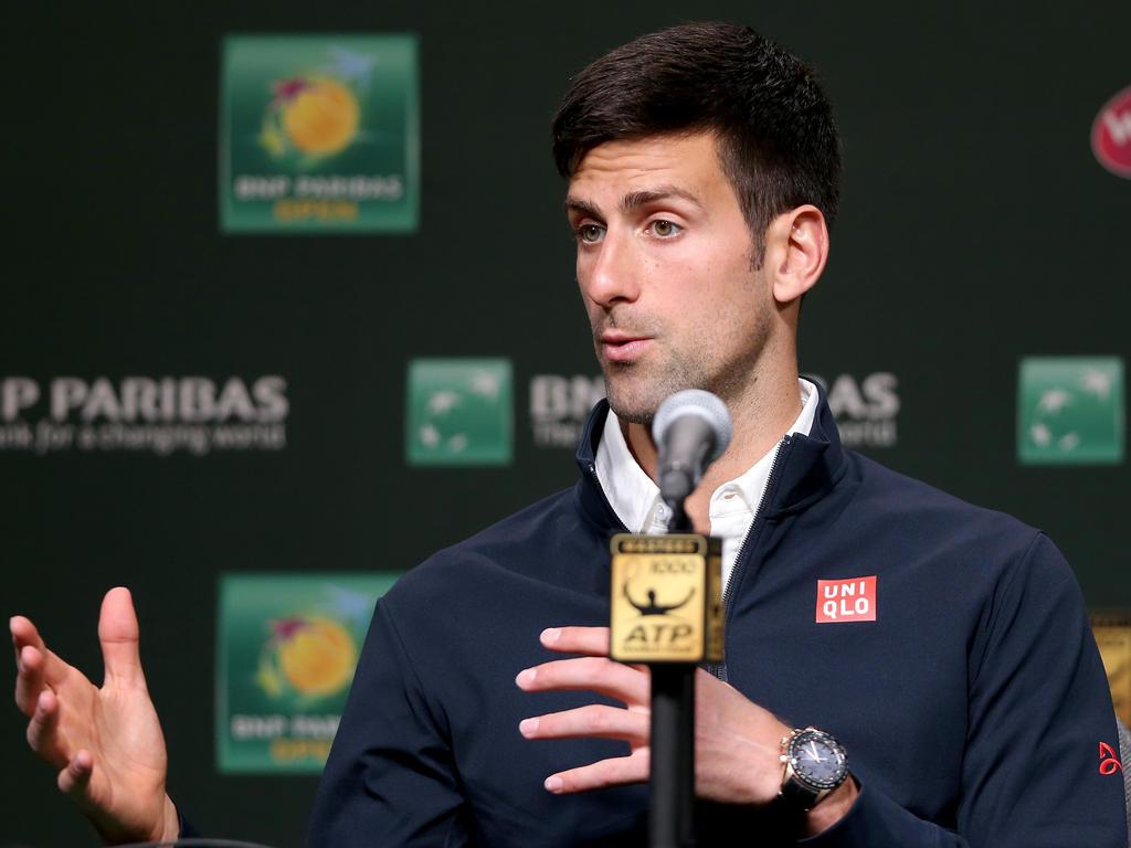 Platz 5 (-): Novak Djokovic - 5325 Punkte