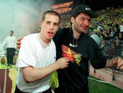 Lars Ricken war einer der Helden des Dortmunder Champions-League-Triumphs