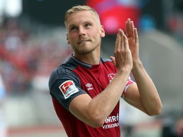 Hanno Behrens hat seinen 2018 auslaufenden Vertrag verlängert