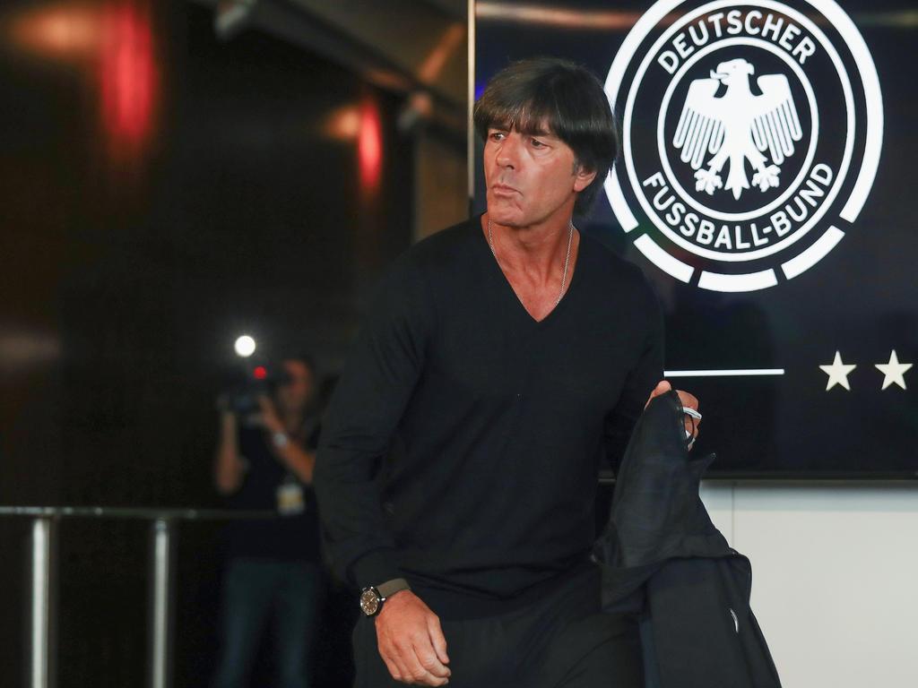 Bierhoff: Mit gutem Geist zum WM-Ticket
