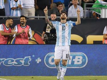 Dank Messi: Argentinien fährt zur WM