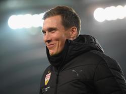 Hannes Wolf will mit dem VfB nun endlich auch auswärts Punkten