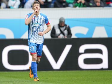 Hoffenheim-Stürmer Andrej Kramarić steht noch bei Leicester City unter Vertrag