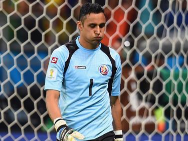 Keylor Navas verpasst die Copa America
