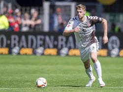 Bleibt dem FC St. Pauli treu: Lasse Sobiech