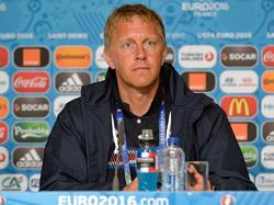 Islands Trainer Heimir Hallgrímsson glaubt an weitere Kapitel des Fußball-Märchens