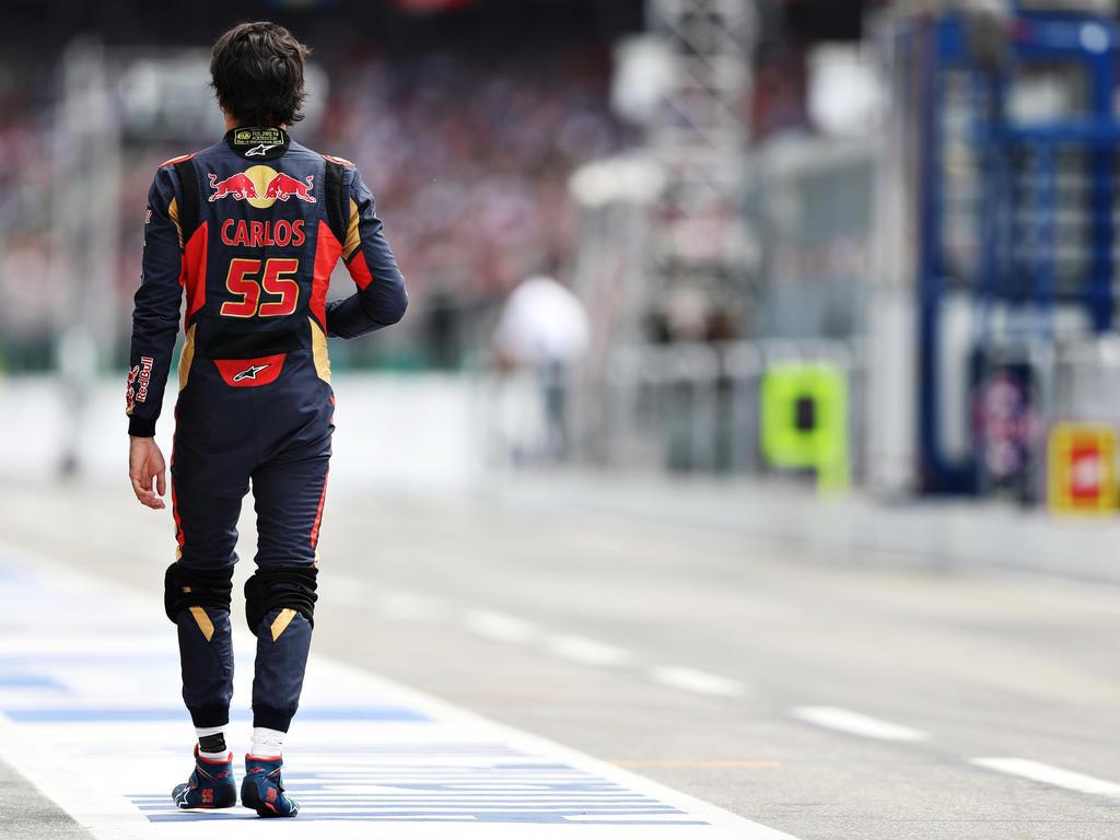 Toro Rosso spürt in Hockenheim den Nachteil des alten Ferrari-Motors