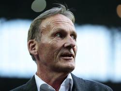 Hans-Joachim Watzke ist mit der Entwicklung seines Vereins zufrieden