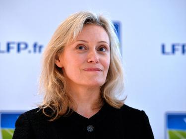 Nathalie Boy de la Tour ist in Frankreich zur neuen Verbands-Chefin gewählt worden