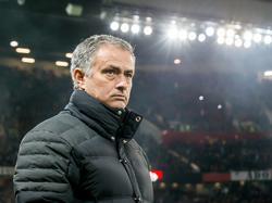 Jose Mourinho zählt auf die Fans