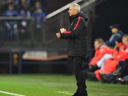 Lucian Favre wird als Trainer mit Borussia Dortmund in Verbindung gebracht