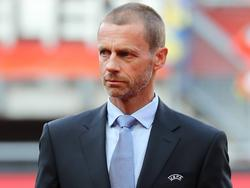 Aleksander Čeferin äußerte sich zur EM 2020