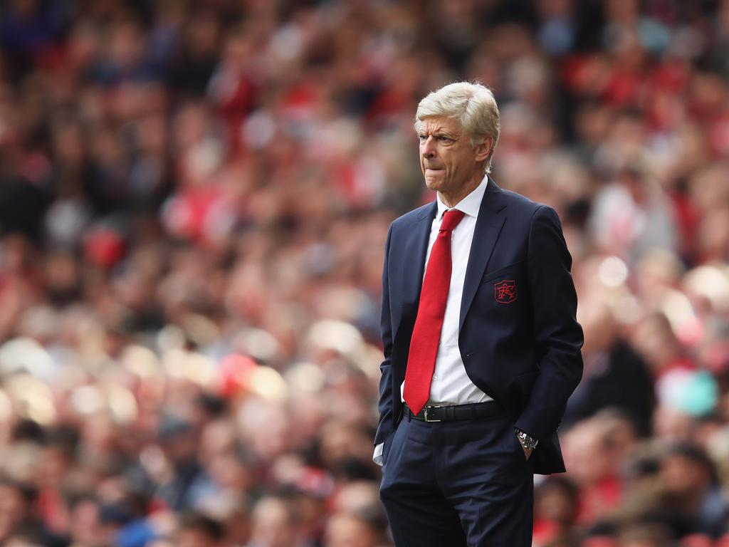 Sieht die Europa League eher als Trostpreis an: Arsenal-Trainer Arsène Wenger