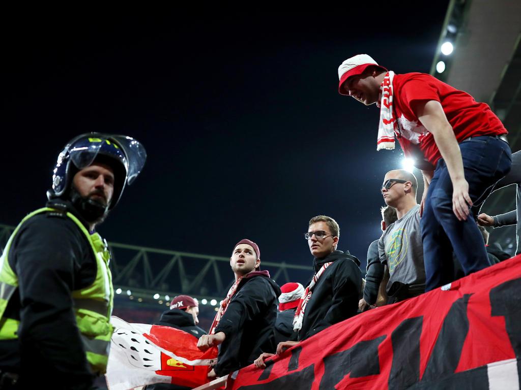 Köln bemängelt Sicherheitskonzept des FC Arsenal