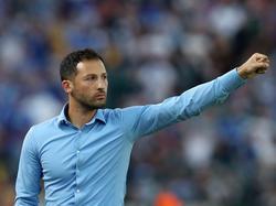 Schalke-Trainer Domenico Tedesco hofft auf einen Sahnetag gegen Bayern München